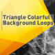 Triangle Abstract Background - VideoHive Item for Sale