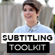 Subtitling Toolkit Builder Pack - VideoHive Item for Sale
