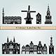 Alkmaar Landmarks and Monuments - GraphicRiver Item for Sale