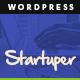 Startuper - Startup Landing Page WordPress - ThemeForest Item for Sale