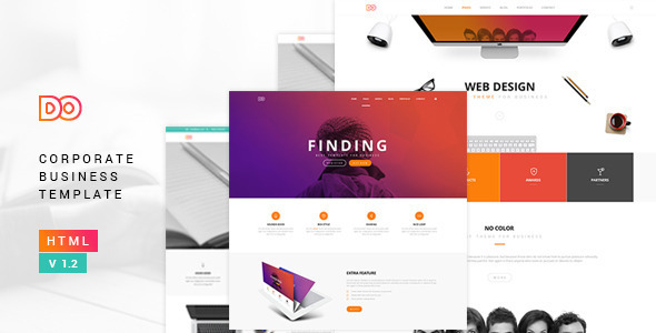 Review: Do-Corporate Business Template free download Review: Do-Corporate Business Template nulled Review: Do-Corporate Business Template
