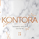 Kontora typeface - GraphicRiver Item for Sale