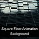 Square Metal Floor Animation - Background - VideoHive Item for Sale