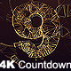 Wireframe Countdown 4K - VideoHive Item for Sale