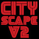 Cityscape Loop (Layout V2) Night - VideoHive Item for Sale