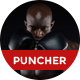 Puncher -  Multipurpose Fight & Boxing PSD Template - ThemeForest Item for Sale
