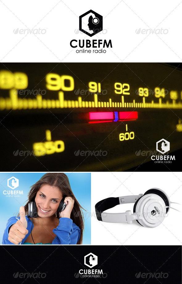 CubeFm - Online Radio Logo