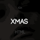 Merry Christmas - Illustrated/Animated Coming Soon Plugin - CodeCanyon Item for Sale