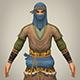 Ninja Warrior - 3DOcean Item for Sale