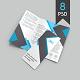Trifold Brochure Mockup Vol.2 - GraphicRiver Item for Sale