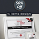 Simple Certificate Bundle 50 - GraphicRiver Item for Sale