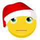 Christmas Emoticons / Emoji Vector Set - GraphicRiver Item for Sale