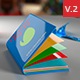 Christmas Pop-Up Book 2 - VideoHive Item for Sale