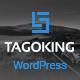 Tagoking - Logistics WordPress theme - ThemeForest Item for Sale