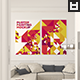 Poster Painting Mockup Vol. 6 - GraphicRiver Item for Sale