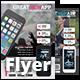 Smart Phone App Business Promotion Flyer 07 - GraphicRiver Item for Sale