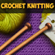 Crochet Knitting Effect Photoshop Action - GraphicRiver Item for Sale