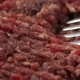 Minced Meat Being Mixed in a Pan with Diced Vegetables - VideoHive Item for Sale
