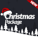 Christmas Package Business PowerPoint Template - GraphicRiver Item for Sale