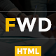 Forward - Business & Corporate HTML Template - ThemeForest Item for Sale