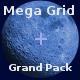Moon Mega Grid plus Grand Pack - CodeCanyon Item for Sale
