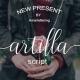 Artilla script - GraphicRiver Item for Sale