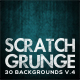Scratch Grunge Backgrounds V.4 - GraphicRiver Item for Sale