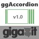ggAccordion - A Responsive jQuery Plugin - CodeCanyon Item for Sale