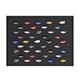 Market Shelf - Sport Shoes - 3DOcean Item for Sale