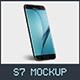 Smartphone S7 edge Mockup - GraphicRiver Item for Sale