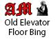 Old Elevator Floor Bell Bing