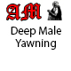 Deep Male Yawning