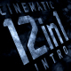 Cinematic Intro 12in1 - VideoHive Item for Sale