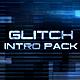 Glitch Intro - VideoHive Item for Sale