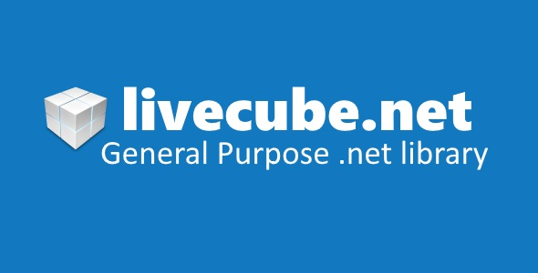 livecube .NET library Download