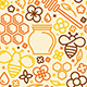 Seamless Patterns - Honey - GraphicRiver Item for Sale