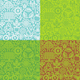 Ecology Seamless Patterns - GraphicRiver Item for Sale