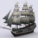 Frigat - 3DOcean Item for Sale