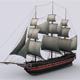 Sailing warship corvette - 3DOcean Item for Sale
