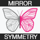 Mirror Symmetry Drawing - GraphicRiver Item for Sale
