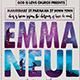 Emmanuel Flyer - GraphicRiver Item for Sale