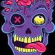 Sweet Skull 2 - GraphicRiver Item for Sale