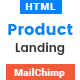 One - Product Landing Page - ThemeForest Item for Sale