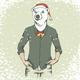 White Polar Bear - GraphicRiver Item for Sale