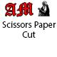 Scissors Paper Cut