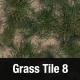 Grass Tile Texture 8 - 3DOcean Item for Sale