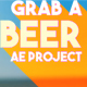 Beer Bottles By The Beach - VideoHive Item for Sale