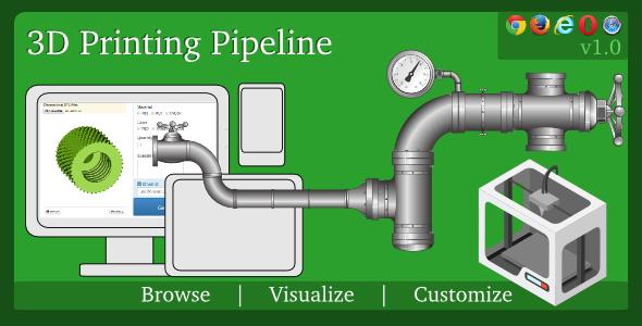 3D Printing Pipeline