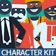 Pictogram Character Kit - VideoHive Item for Sale