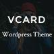 Vcard - Responsive CV WordPress Theme - ThemeForest Item for Sale